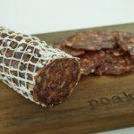 Poaka free range pork Salami Chorizo – Half