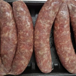English Cumberland Sausage