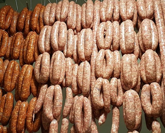 oaka Fresh Free Range Pork Sausages