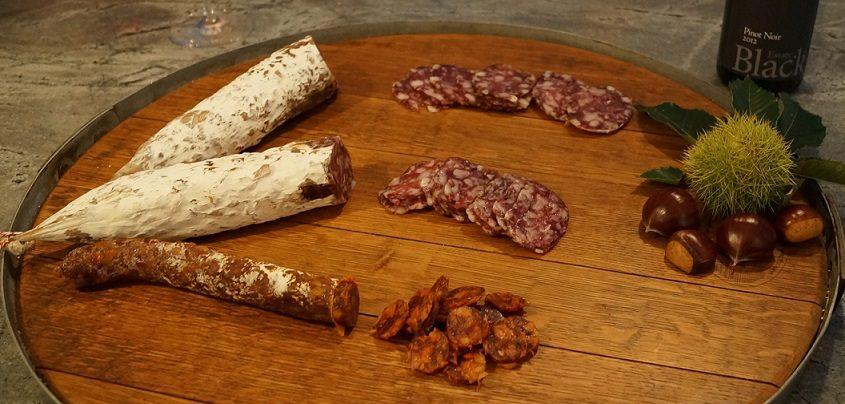 Poaka Range of salami