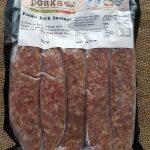 Poaka Pork Sausage